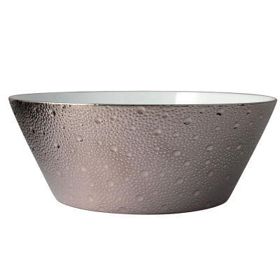 Ecue Platinum Salad Bowl