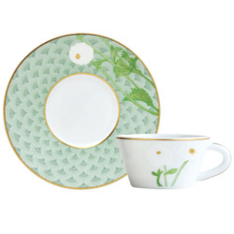 Praiana Espresso Cup And Saucer, large