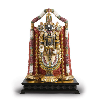 Lord Balaji Sculpture Limited Edition