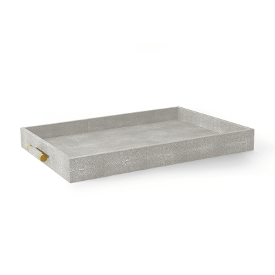 Shagreen Serving Tray