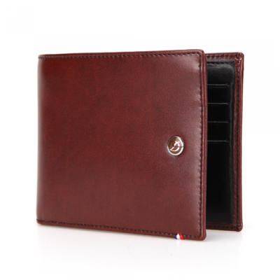 Billfold 8-Credit Card Wallet