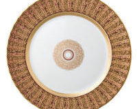 Eventail Dinner Plate, small