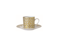 Coffee Cup & Saucer, small