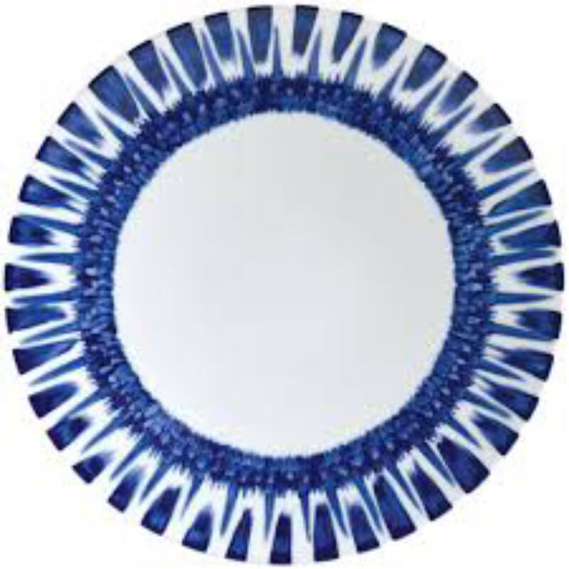 In Bloom -  Coupe Dinner Plate, large