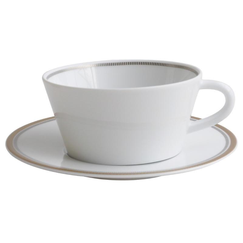 Gage Tea Cup & Saucer, large