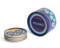 Milano Coasters, small