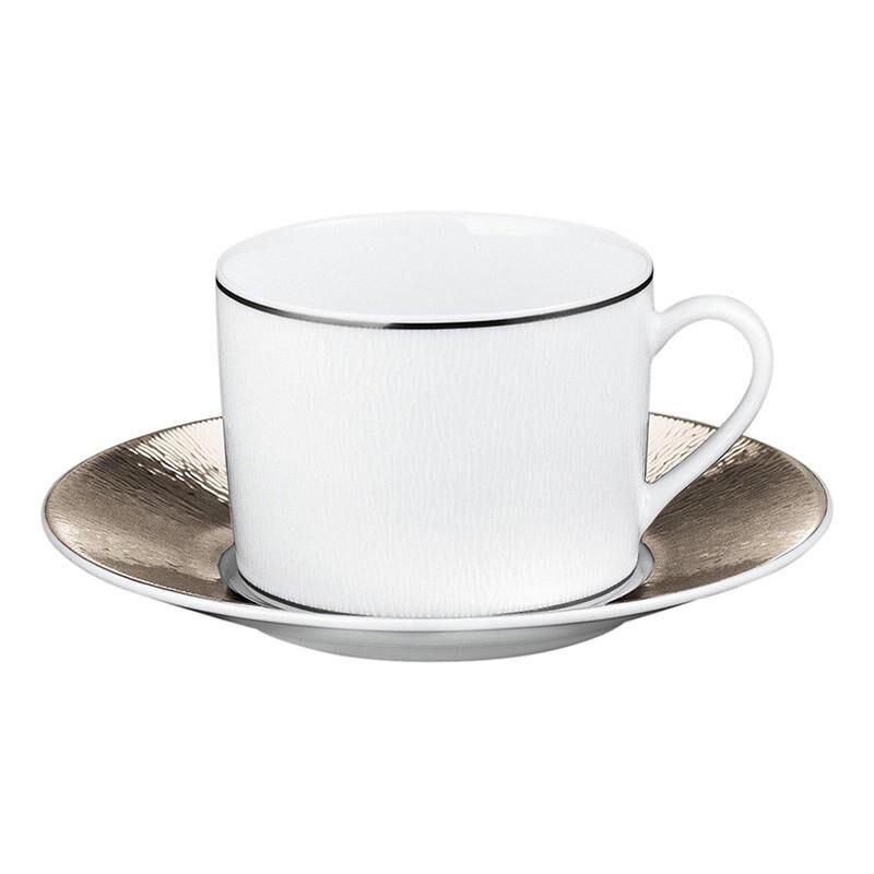Dune Tea Cup & Saucer, large
