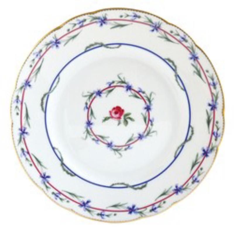 Le Gobelet Du Roy Salad Plate, large