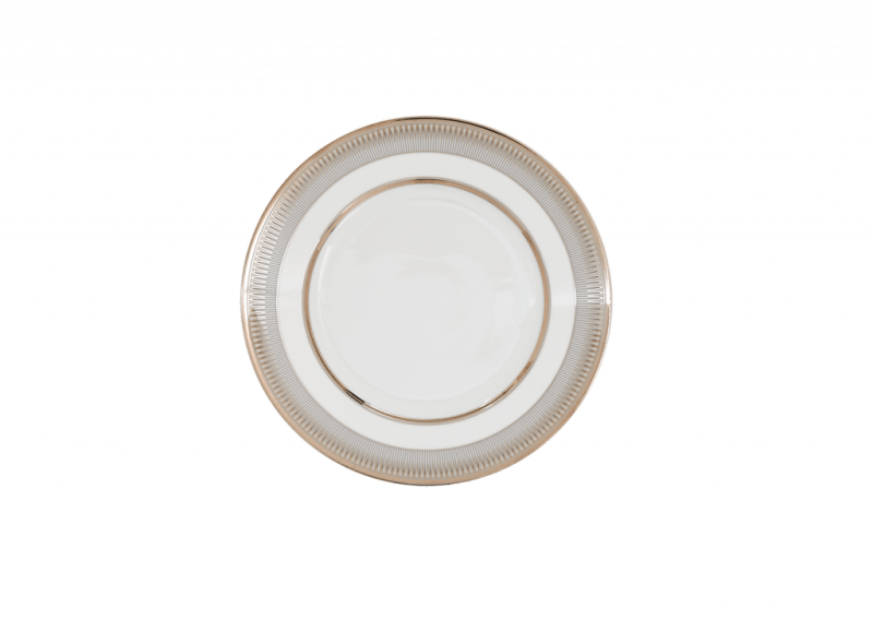 Dinner Plate Magnifico Platino, large