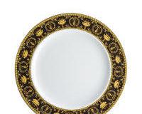 Baroque Nero Plate, small