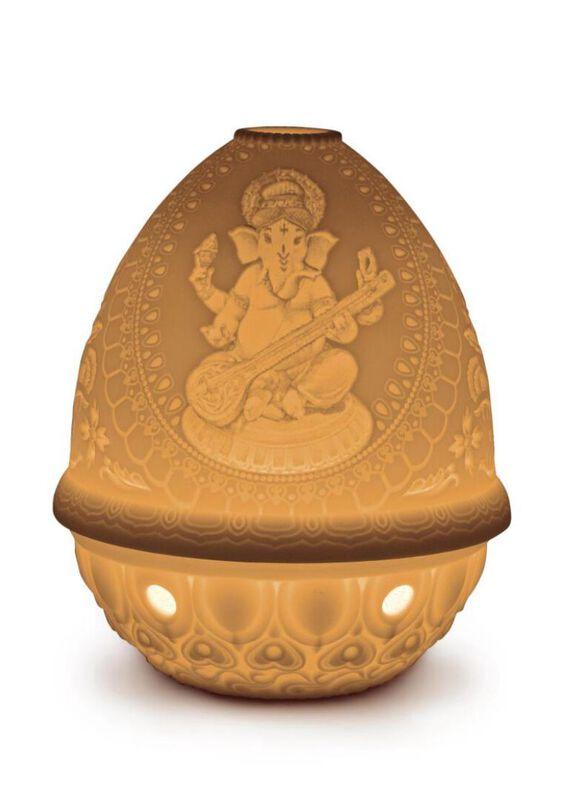 روح الهند الليثوفان- فينا جانيشا, large