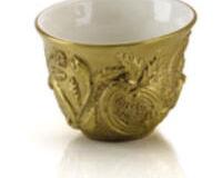 Taormina Arabic Coffee Cup, small