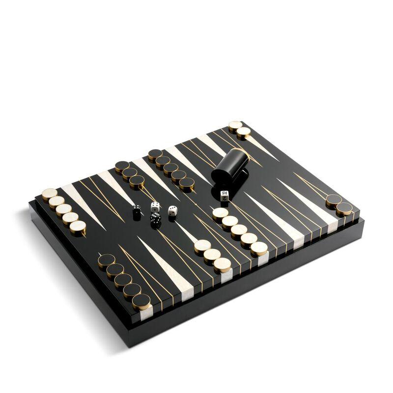 Backgammon Set, large