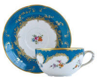 Siecle Tea Cup And Saucer, small