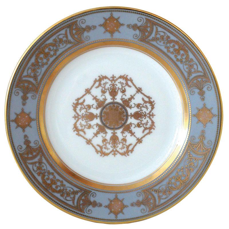 Aux Rois/Flanel B&B Plate, large
