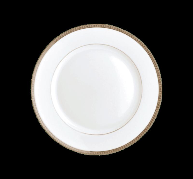 Malmaison Platinum Dessert Plate, large