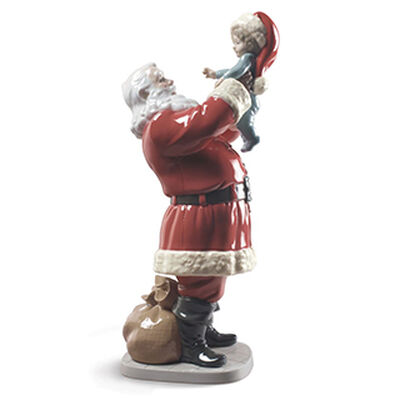 عيد ميلاد سعيد سانتا!