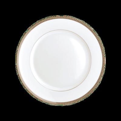Malmaison Platinum Dessert Plate