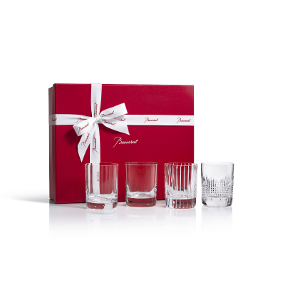 Coffret 4 Elements Tumblers