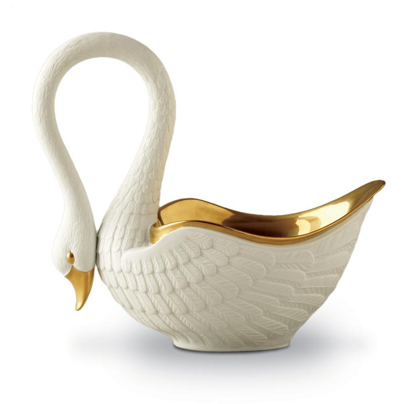 Swan Bowl, large