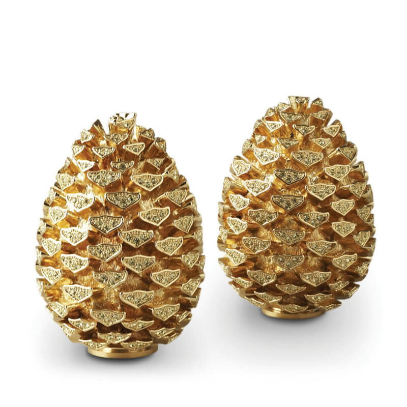 Pinecone Spice Jewels Set Of 2, large