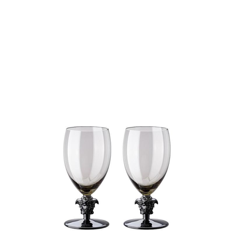مجموعة من 2 كأس نبيذ فيرساتشي ميدوسا لوميير, large