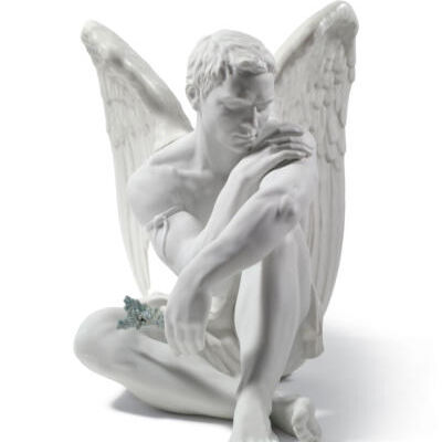 Protective Angel Figurine