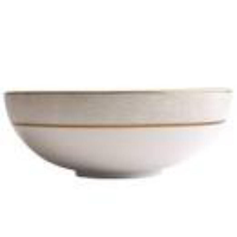 Sauvage Blanc Open Vegetable Bowl, large