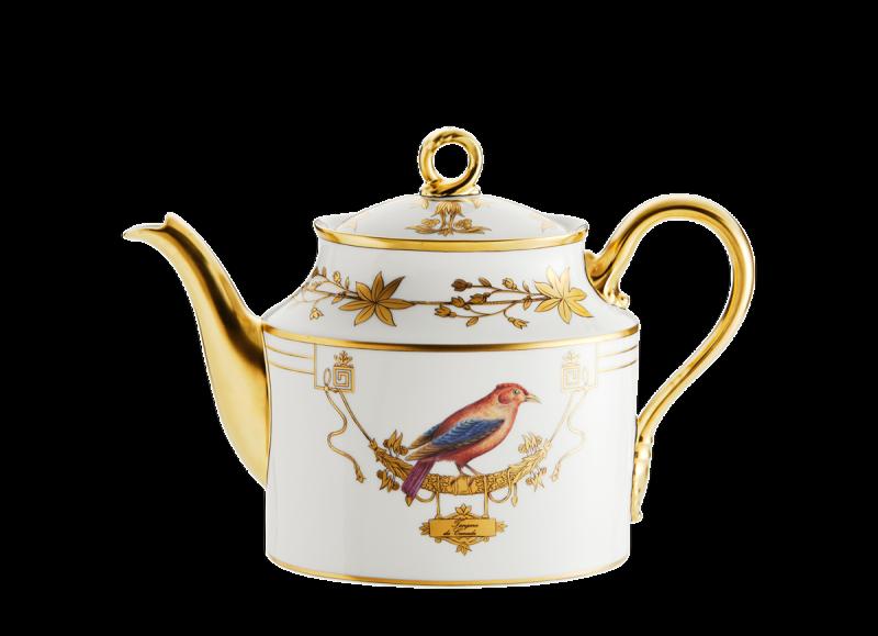 ابريق شاي القفص, large