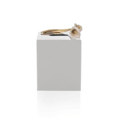 Calla Lily Tissue Box Holder