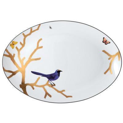 Aux Oiseaux Platter