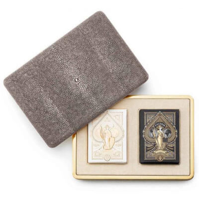 SHAGREEN CARD CASE