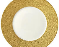 ECUME OR ECUME OR DINNER PLATE, small