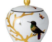 وعاء سكر طيور, small