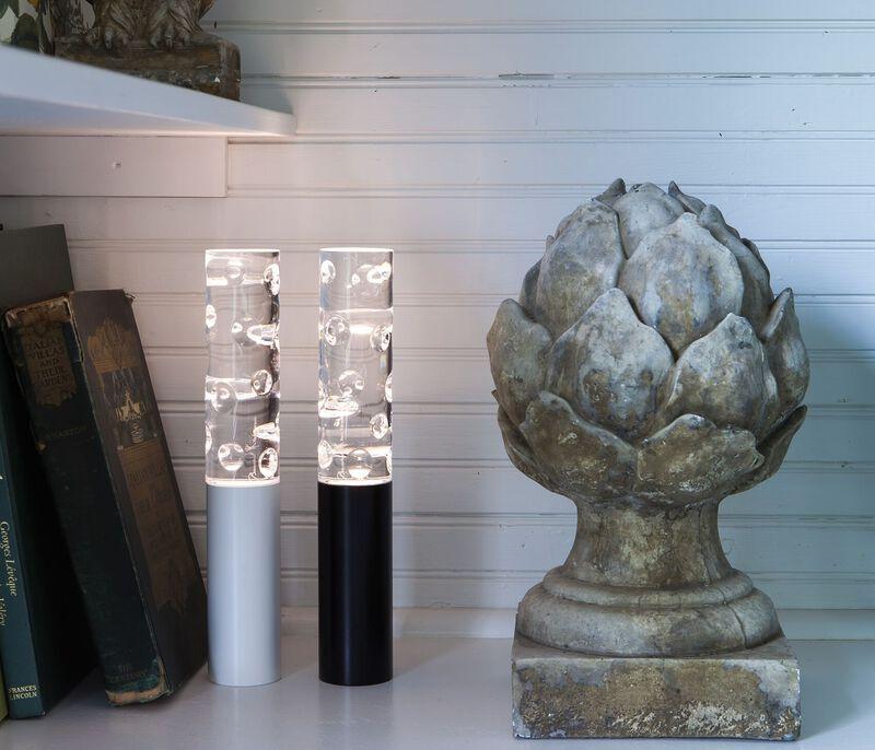 شمعة جاردين دي كريستالية جلوم, large