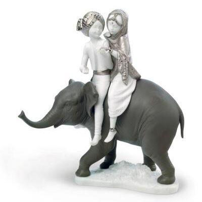 تمثال الأطفال الهنود