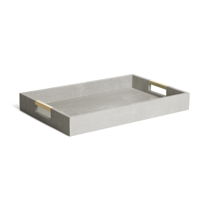 Shagreen Desk Tray
