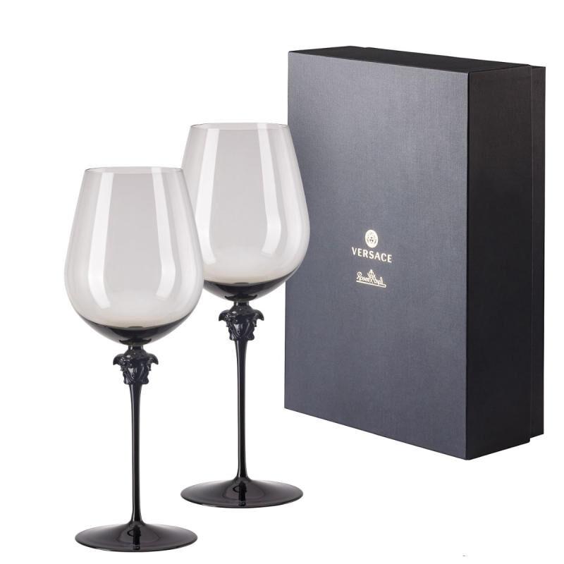 Medusa Lumiere Haze  Glasses Set Of 2, large