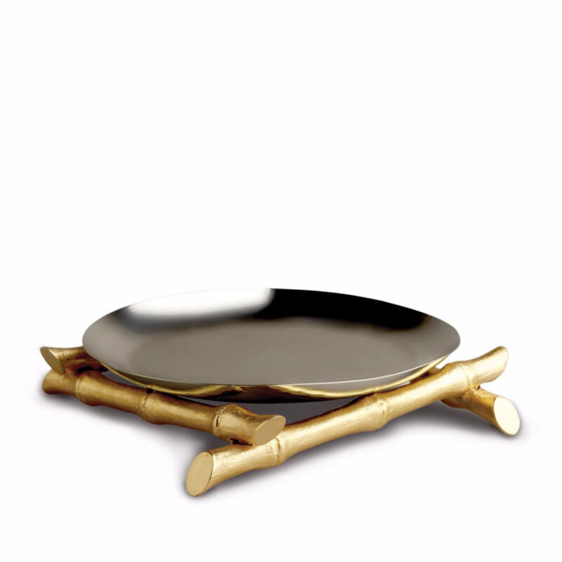 Bamboo Oval Platter, large