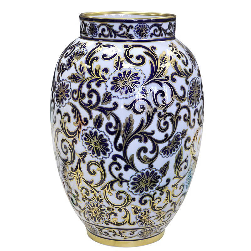 Florisse Bleu Vase, large