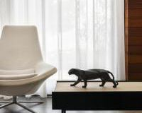 Panther Figurine, small
