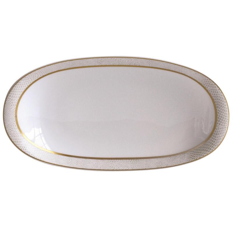 Sauvage Blanc Relish Dish, large
