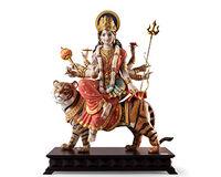 Goddess Durga Sculpture Limited Edition, small