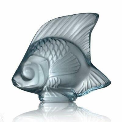 AQUATIQUE COLLECTION FISH SCULPTURE