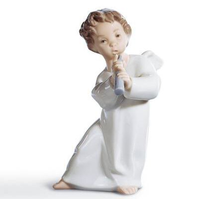 Angel W/Flute