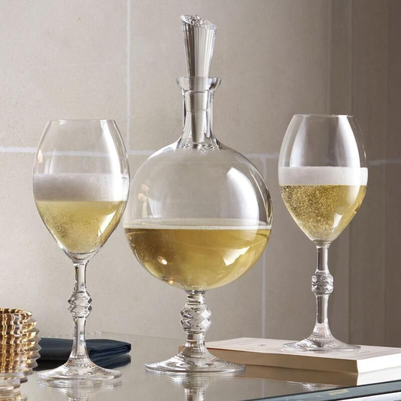 Jcb Passion Champagne Decanter, large