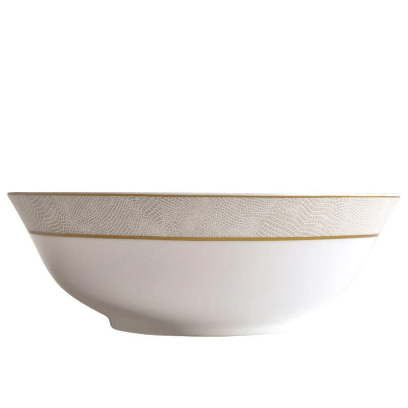 Sauvage Medium Blanc Bowl, large