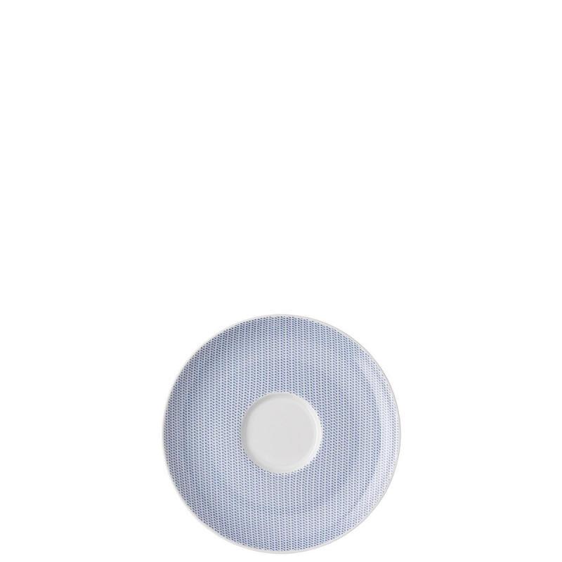 Moon Cipango Blue Saucer, large