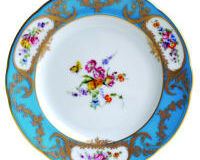 Siecle Salad Plate, small