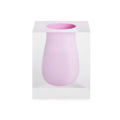 Scoop Vase